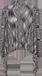 asimetrik yarasa modeli vakko kadın ceketi