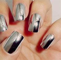 Metalic nail metalik oje