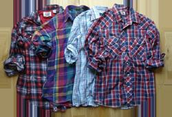 kareli gömlek en moda gömlekler